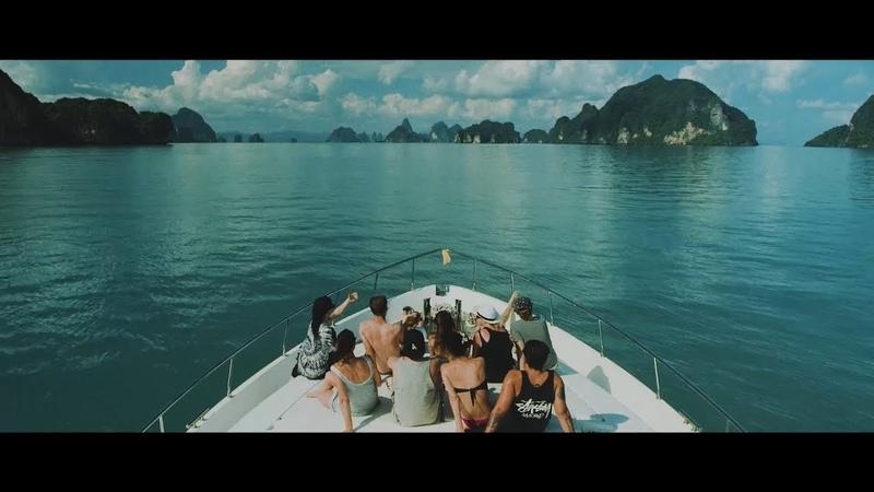 Skrillex , Keys n Krates ft. Travis Scott , Migos Hex Cougar - Chemical Flute (Music Video)