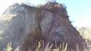 Лик на скале... Горный Алтай