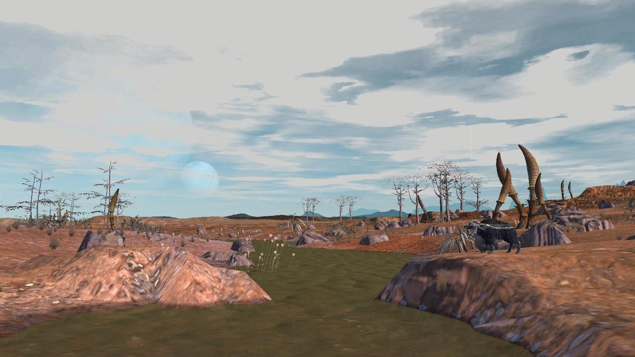Мод для Kenshi увеличивающий FPS Less Foliage and Rocks - меньше листьев и камней