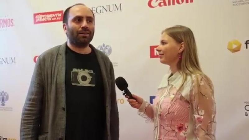 Радует что на выборгском кинофестивале Окно в Европу на документальном кино ЕСТЬ ЗРИТЕЛИ