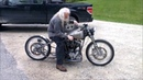 Harley Flathead lower Shovelhead top Magneto Kickstart Rat 4 Cam Custom