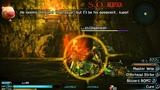 FF Type-0 8 Armed Gilgamesh vs Seven