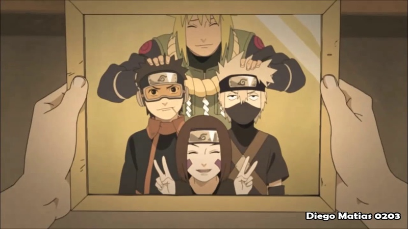 Naruto Shippuden Opening 5 AMV - Hotaru no Hikari
