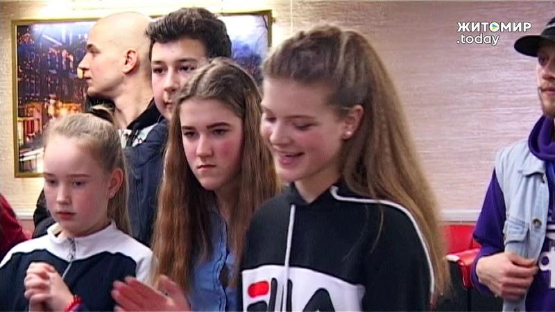Танцювальні батли у Бердичеві