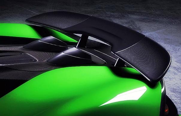 McLaren представил пятый «длиннохвостый» суперкар  600LT без крыши