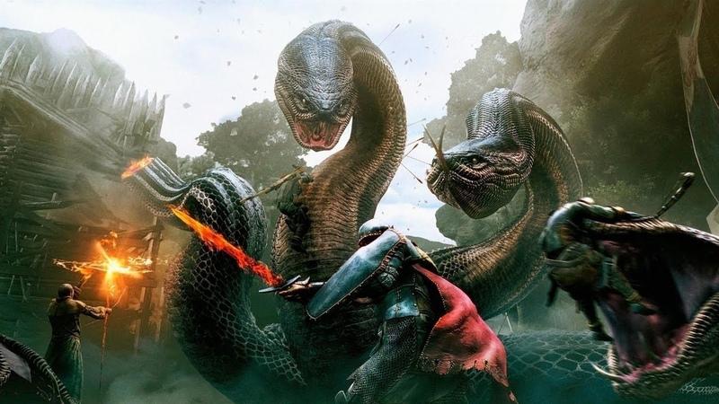 Легенда о Вампире клан LUX Serpent