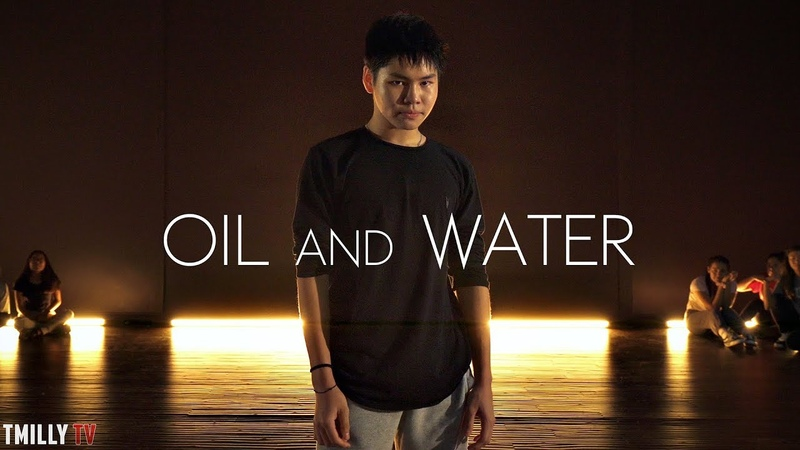 Oil Water - Rationale - Dance Choreography by Sean Lew - TMillyTV