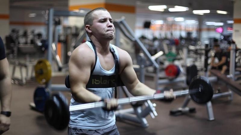 Nikita Surinov. Orange Fitness