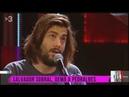 Salvador Sobral canta Prometo não prometer en el programa Tot es Mou TV3 Cataluña