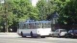 Trolleybuses in St Petersburg, Russia