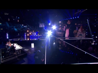 The X Factor UK 2018 - S15E09 - Six-Chair Challenge 1 (HD)