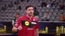 Timo Boll Unbelieveable hand switch against Ma Long