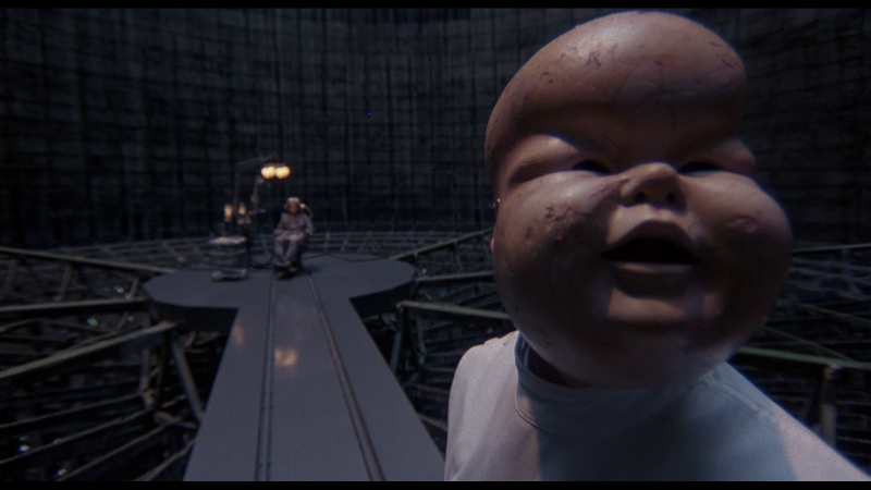 Бразилия 1985 Режиссер Терри Гиллиам фантастика антиутопия