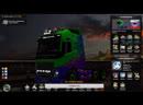 Truck Simulator 2 делаем достижения в стиме. ( катаю с друзьями )