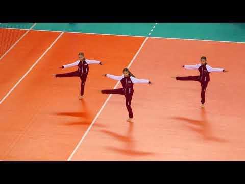 Российский чемпионат по волейболу среди женщин. Перерыв)