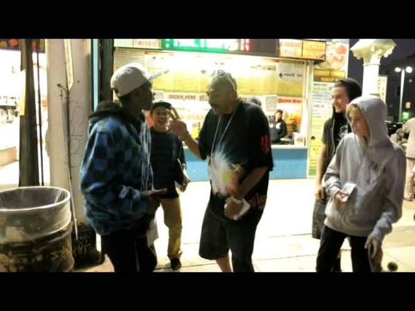 Bad Knee OFFICIAL VIDEO!! Unc Imo/Prov.On.Da.Track. ft John Amos(James Evans)