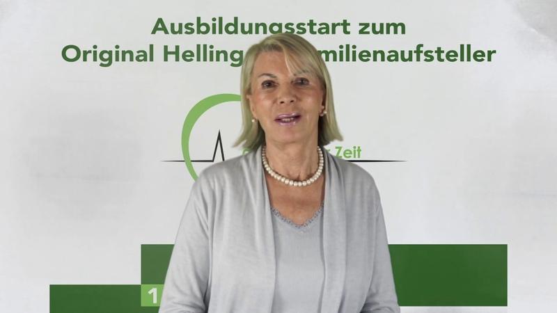 Neuer Ausbildungsstart der Hellinger®schule vom 1. - 4. März 2019