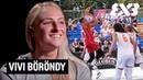 Vivi Böröndy Hungary's Newest 3x3 Star Star Profile FIBA 3x3