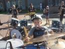 MVI_9563 ГруппаКэпитали юный барабанщик Ванечка просто очаровали всех зрителей