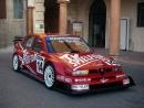 Alfa Romeo 155 V6 Ti DTM (ITC 1996) - Драйверские опыты Давида Чирони