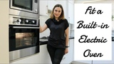 Installing a Single Built-in Electric Oven The Carpenter's Daughter