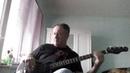 Jolana Iris Bass cover with The Hero Guitar Maniacs