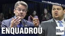 URGENTE Senador Delegado Alessandro volta a enquadrar Alcolumbre sobre CPI da 'Lava Toga' STF