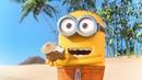 Minions dễ thương vui nhộn hài hước | Cười bể bụng | Giải Trí Cho Bé