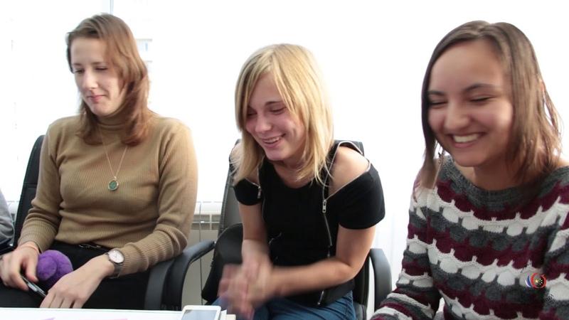 Российско Китайский молодёжный бизнес инкубатор в КнАГУ Официальное видео