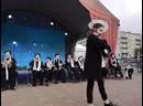 Спектакль «Цирк Принтинпрам имени Даниила Хармса», инклюзивный театр «ORA».