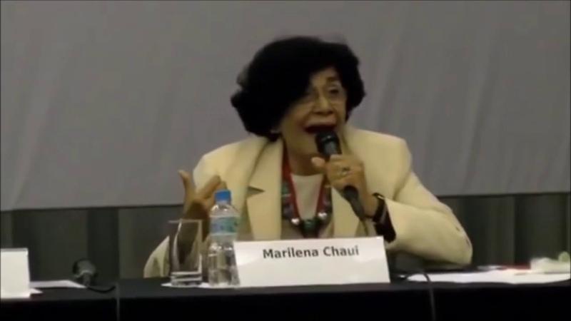 A Filósofa M. Chauí explica o ódio no Brasil A questão Multipolar - Neoliberalismo InfoDigit-PC