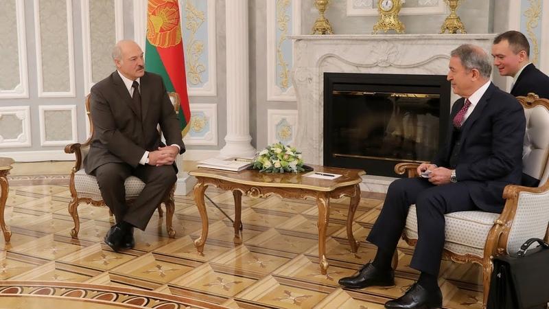 Александр Лукашенко Беларусь всегда была надёжным другом Турции и останется приверженной курсу