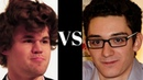 Fabiano Caruana reacts Fabulously to Magnus Carlsen and his Magnificent Attacking Pressure 2018