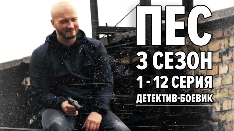Сериал ПЕС - ПОЛНЫЙ 3 сезон - ВСЕ СЕРИИ ПОДРЯД (1-12) ЧАСТЬ 1
