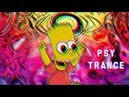 MINIMAL PSYCHEDELIC TRANCE MIX 2018 HIGH PARADISE by RTTWLR