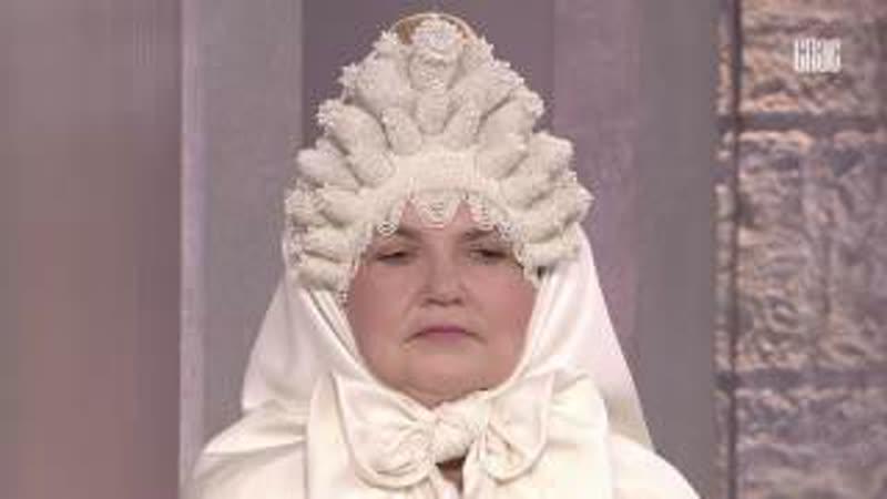 Костюм праздничный женский из Торопца Псковской губернии