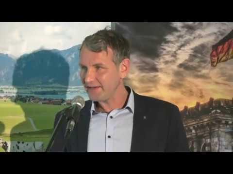 Deutschland ist kein Siedlungsgebiet - Rede Björn Höcke in München
