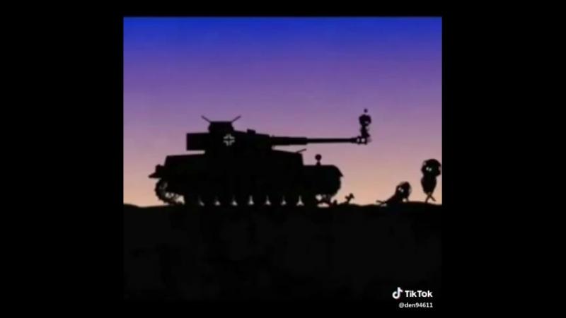 История танкистов