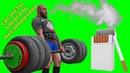Чемпион Европы по пауэрлифтингу - часть 3. Изоляция. Алкоголь и курение. Новички