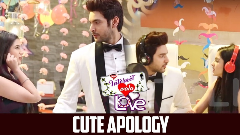 Internet Wala Love Aadhya Jay In Retro Look Aadhya Ask For Apology In Romantic Way