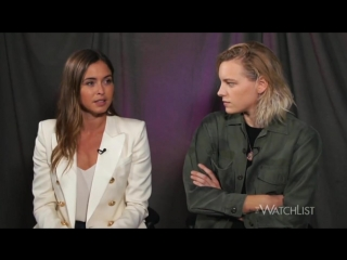 Erika Linder and Natalie Krill - Below Her Mouth
