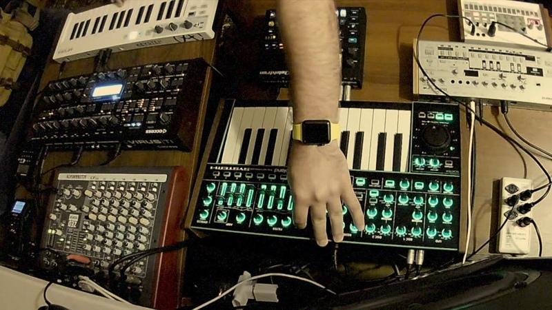 17 07 2019 00 03 50 electronic video live recording. deep/trance music.