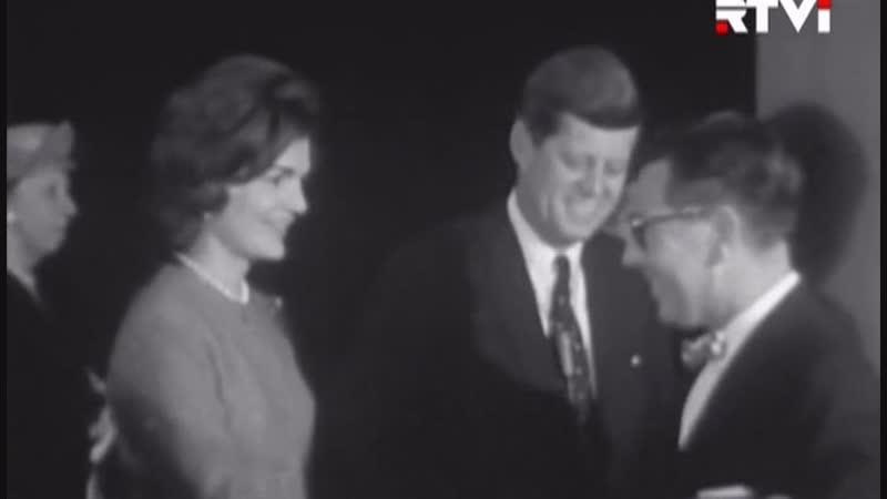 Американский ликбез. 23. Президенты США и Женщины. Кеннеди Джон Фицджеральд (1961-63) ч. 1