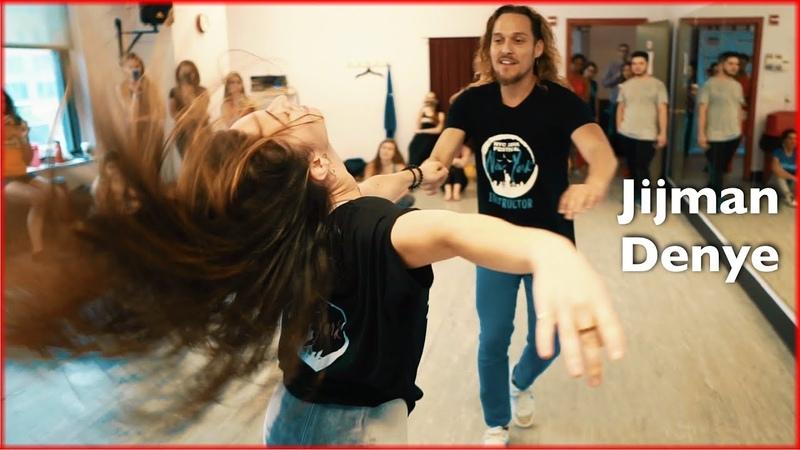 LambaZouk Dance | RyEl ZenZouk Jessica Lamdon | NYC Zouk Fest | Jean-Michel Rotin - Jijman Denye