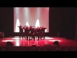 Победное выступление группы ХТБ-18