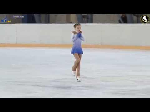 Дарья САДКОВА (2008) ПП, 2-СП Турнир на призы ЗТ СССР и России В.Н. Кудрявцева