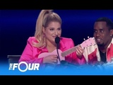 DJ Khaled Challenges Meghan Trainor On LIVE TV With a Ukulele Test The Four