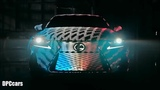 LED Covered Lexus IS