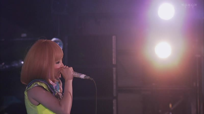 Capsule - WORLD OF FANTASY (ROCK IN JAPAN FES. 2013 DAY-2 WOWOW Live 2013.09.05)