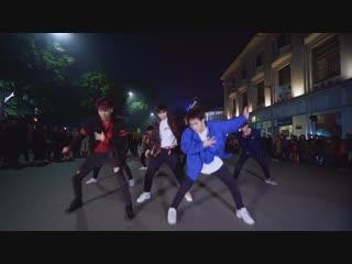 [KPOP IN PUBLIC CHALLENGE] BOSS - NCT U Dance Cover from Vietnam